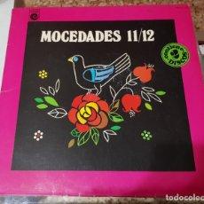 Discos de vinilo: LP DOBLE - NOVOLA - MOCEDADES - 11/12 - 1978. Lote 180946748