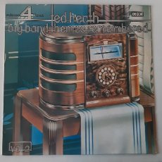 Discos de vinilo: BIG BAND THEMES REMEMBERED. DECCA. 1976. ESPAÑA.. Lote 180954385