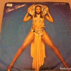 Discos de vinilo: AMII STEWART / THE LETTER / PARADISE BIRD. ARIOLA 1980.. Lote 180954567