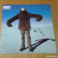 Discos de vinilo: MOBY - EXTREME WAYS (MAXI 12'' 2002, MUTE 12MUTE270 5016025202706) NUEVO. Lote 180958835