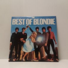 Discos de vinilo: LP THE BEST OF BLONDIE. Lote 180964771
