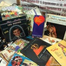 Discos de vinilo: LOTE 24 DISCOS VINILOS LP. Lote 180965685