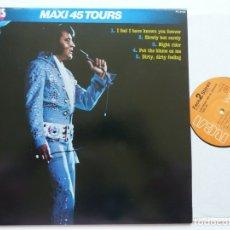 Discos de vinilo: ELVIS PRESLEY LP TICKLE ME 1979, 5 TEMAS, RARA EDTI ORG RCA FRANCIA , COLLECTORS !! EXC. Lote 180966358