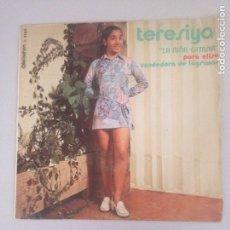 Discos de vinilo: TERESIYA. Lote 180973201