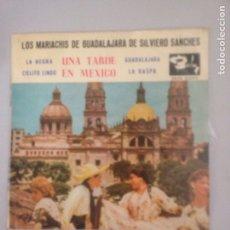 Discos de vinilo: LOS MARIACHIS DE GUADALAJARA. Lote 180974285