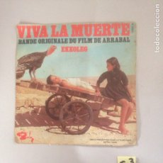 Discos de vinilo: VIVA LA MUERTE. Lote 180974767