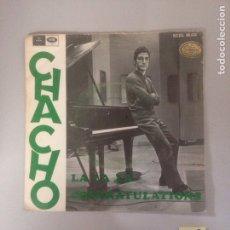 Discos de vinilo: EL CHACHO. Lote 180975137