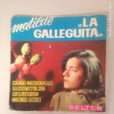 Dischi in vinile: LA GALLEGUITA. Lote 180975978
