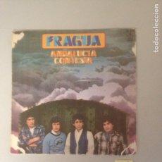 Discos de vinilo: FRAGUA ANDALUCÍA CONTESTAS. Lote 180976572