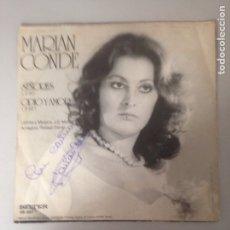 Discos de vinilo: MARIAM CONDE DISCO FIRMADO. Lote 180977350
