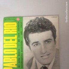 Discos de vinilo: PABLO DEL RÍO. Lote 180978402
