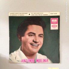 Discos de vinilo: ANTONIO MOLINA. Lote 180979761