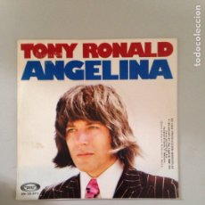 Discos de vinilo: TONY RONALD. Lote 180979925