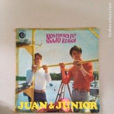 Discos de vinilo: JUAN JUNIOR. Lote 180981897