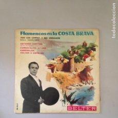 Dischi in vinile: FLAMENCOS EN LA COSTA BRAVA. Lote 180982205