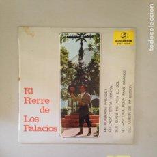 Discos de vinil: EL RERRE DE LOS PALACIOS. Lote 180982295