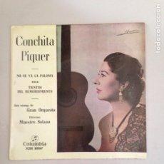 Discos de vinilo: CONCHITA PIQUER. Lote 180984446