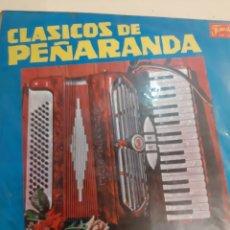 Discos de vinilo: CLASICOS PEÑARANDA FONODISCO VENEZUELA. Lote 181001020