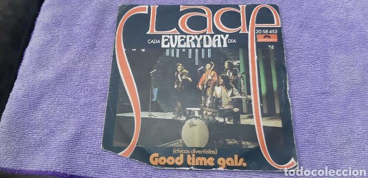 SLADE.CADA DIA. EVERYDAY (Música - Discos - Singles Vinilo - Pop - Rock - Internacional de los 70)