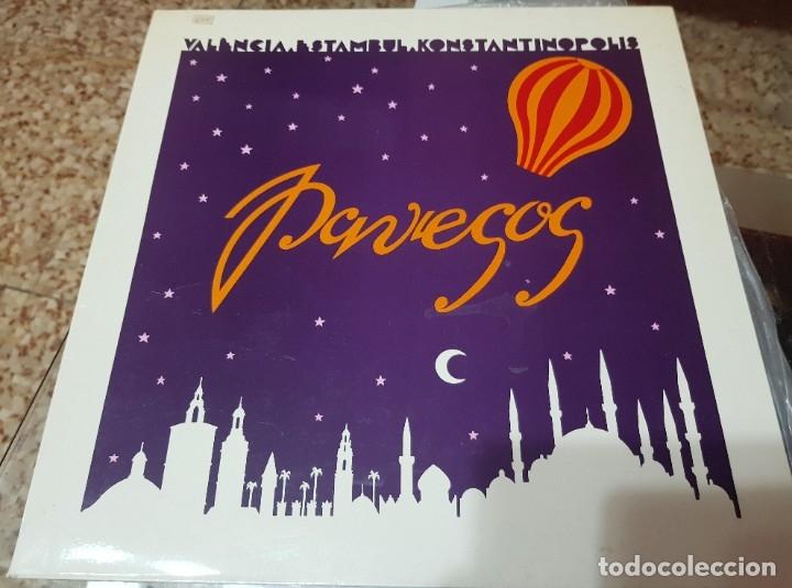 PAVESOS - VALÈNCIA, ESTAMBUL, KONSTANTINOPOLIS - LP - MOVIEPLAY - 1979 (Música - Discos de Vinilo - EPs - Grupos Españoles de los 70 y 80)