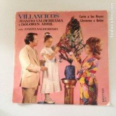 Discos de vinilo: VILLANCICOS. Lote 181008521