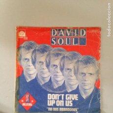Discos de vinilo: DAVID SOUL. Lote 181008586