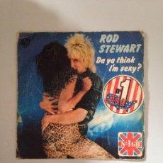 Discos de vinilo: ROCK STEWART. Lote 181009785