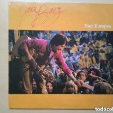 Discos de vinilo: JOAN BAEZ - TOUR EUROPEA (LP) PROMO !!!!!. Lote 181011885