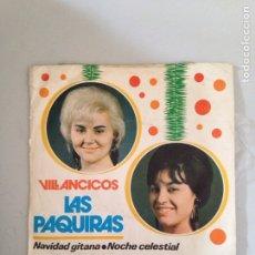 Dischi in vinile: LAS PAQUIRAS. Lote 181012160