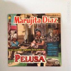 Discos de vinilo: MARUJITA DÍAZ. Lote 181016451