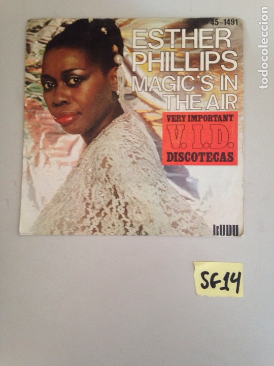 ESTHER PHILIPS (Música - Discos - Singles Vinilo - Otros estilos)