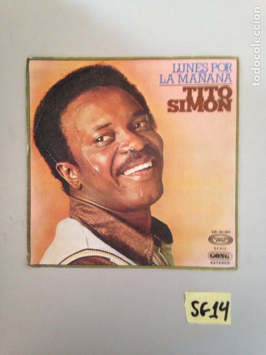 TITO SIMÓN (Música - Discos - Singles Vinilo - Otros estilos)