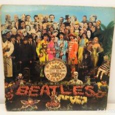 Discos de vinilo: BEATLES SGT PEPPERS 1967 MONO VINILO. Lote 181032133