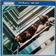 Discos de vinilo: THE BEATLES - DOBLE LP 1967/1970 - J 162-05.309/10. Lote 181032202