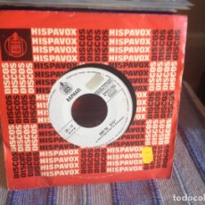 Discos de vinilo: RAPHAEL - JINETES EN EL CIELO / ERES TU / SINGLE 7' PROMO MADE IN SPAIN 1971. VG+/VG+. Lote 181033956