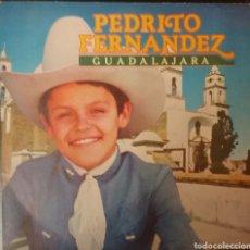 Disques de vinyle: PEDRITO FERNÁNDEZ. SINGLE. SELLO CBS. EDITADO EN ESPAÑA. AÑO 1981. Lote 181090300