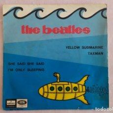 Discos de vinilo: THE BEATLES – YELLOW SUBMARINE. Lote 181090595