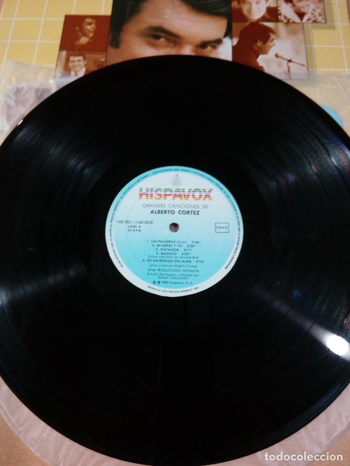 Discos de vinilo: grandes canciones de alberto cortez - 2 lp - carpeta abierta - buen estado - ver fotos - Foto 6 - 181102443