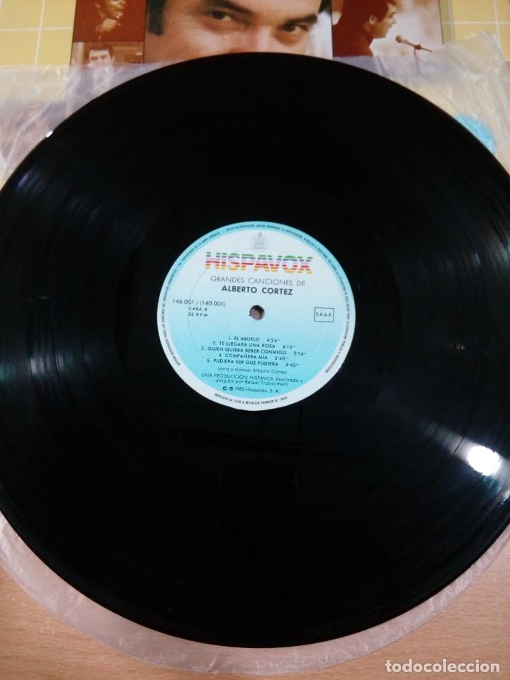 Discos de vinilo: grandes canciones de alberto cortez - 2 lp - carpeta abierta - buen estado - ver fotos - Foto 10 - 181102443