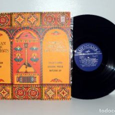Discos de vinilo: RUSSIAN FOLK INSTRUMENTS, VOLGA RUSSIAN FOLK CHOIR, MELODIA 02871-72 NM/EX. Lote 181104082