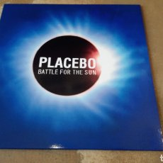 Discos de vinilo: PLACEBO - BATTLE FOR THE SUN - LP VINILO NUEVO. Lote 181104601