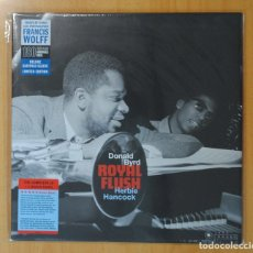 Discos de vinilo: DONALD BYRD / HERBIE HANCOCK - ROYAL FLUSH - LP. Lote 181105118