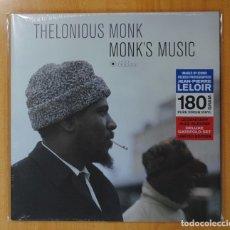 Discos de vinilo: THELONIOUS MONK - MONK S MUSIC - LP. Lote 181105408