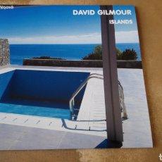 Discos de vinilo: DAVID GILMOUR - ISLANDS. LP VINILO NUEVO - PINK FLOYD. Lote 181106653