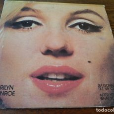 Discos de vinilo: MARILYN MONROE - I'M GONNA FILE MY CLAIM, AFTER YOU GET WHAT YOU WANT - SINGLE ORIGINAL AÑO 1982. Lote 181110093