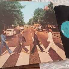 Discos de vinilo: THE BEATLES LP. ABBEY ROAD. MADE IN SPAIN. 1969 ODEON 064-1042431. Lote 181115586