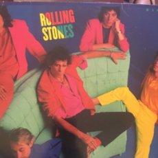 Discos de vinilo: ROLLING STONES DIRTY WORK. Lote 181117538