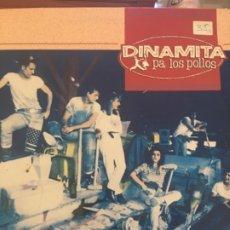 Discos de vinilo: DINAMITA PA LOS POLLOS. PURA DINAMITA. Lote 181117797