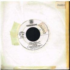 Discos de vinilo: TORREBRUNO - TIGRES Y LEONES / MI TIA JOSEFINA / FORTUNATO / LA VUELTA CICLISTA - EP 1981. Lote 181125060