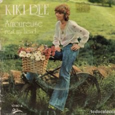 Discos de vinilo: ENVÍO CERTIFICADO - SINGLE KIKI DEE - THE ROCKET RECORD 1973. Lote 181132395